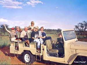 Eine Reise durch Namibia