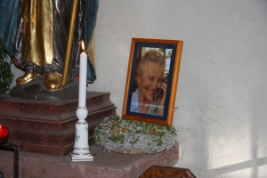 Anneli's Todestag