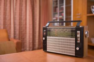 altes tragbares Radio