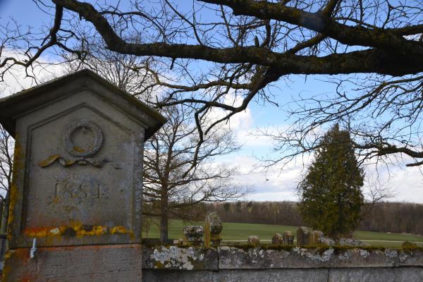 Juedischer Friedhof bei Duensbach