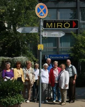 Miró in Baden-Baden
