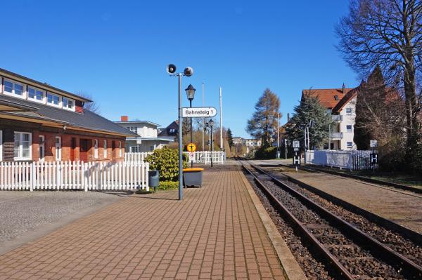 Bahnhof Kühlungsborn Ost 1