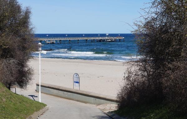 Strandgang Abschnitt 4