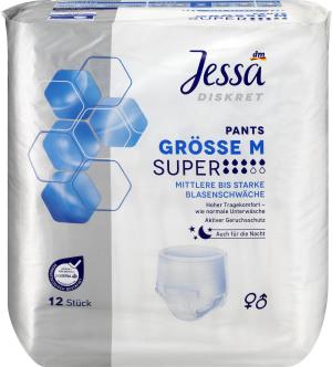 Jessa Diskret Pants