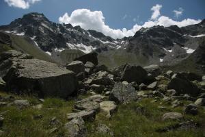 Auf der Via Alpina