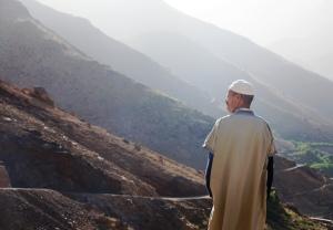 Trekking im Hohen Atlas, Marokko