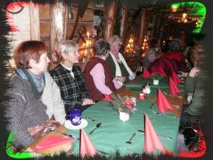 Gräfenhainichen - Weihnachtsfahrt -  der Gruppe Berlin-Mitte