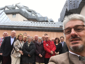 Gruppenfoto Botschaftertreffen 2016