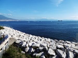 Wir gingen dann zum Meer - mit kleiner Promenade