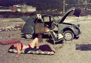 Urlaub in den 60er Jahren