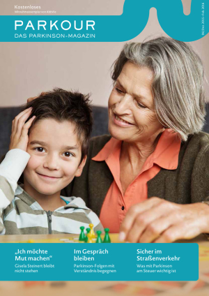 PARKOURS - Ausgabe 6, Parkinsonmagazin von Abbvie