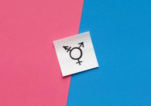 Grafik weiblich männlich neutral