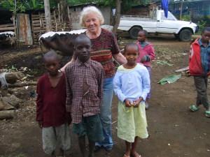Meine Waisenkinder in Tansania