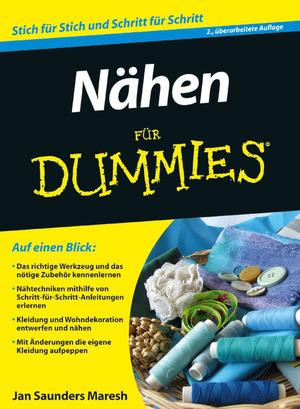 Naehen für Dummies © Wiley-VCH, Weinheim