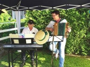 Sommerfest Musik
