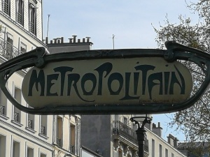 Metro-Haltestelle