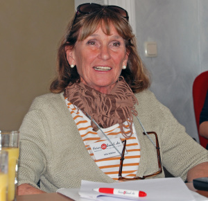 COPD-Gesprächsrunde - Ulla