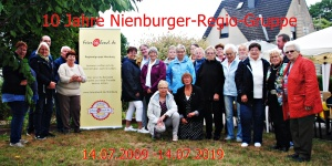 10 Jahre  Regio-Gruppe-Nienburg