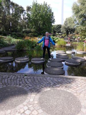 Planten und Blomen in Hamburg