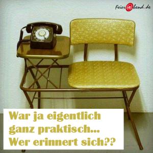 Telefonstuhl