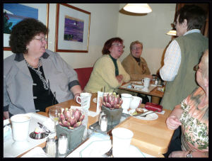 Frauentreffen Berlin-Mitte am 26. 02. 2008