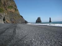 Strand auf Island