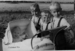 hartes183 mit seinen Geschwistern