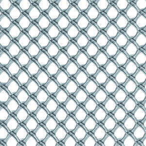 Airy silver Decorative net and wind protection
