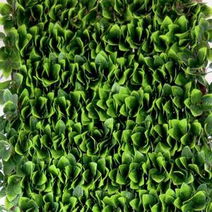 Divy 3D Trellis Synthetic hedge on extensible PVC trellis