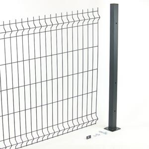 Grey Panopro 2000 fence kit Cheaper and easier