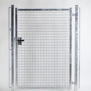 Cancello Standard Zincato 1 anta Il cancello per impianti sportivi