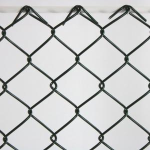 Chain link mesh Ø 3.5 The heavy duty chain link mesh for sports facilities