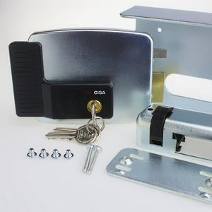Cisa electric lock The electric lock