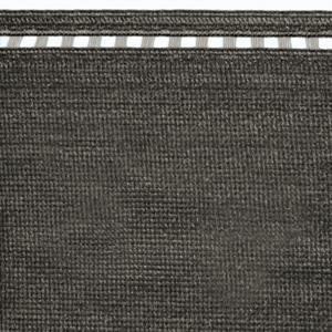 Coimbra grigio antracite Rete tessuta a schermatura totale