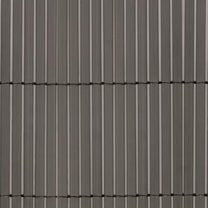 Colorado grigio Canniccio sintetico ad imitazione naturale