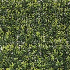 Divy 3D Panel Buxus Siepe sintetica componibile con foglie di bosso