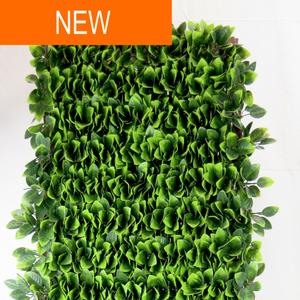 Divy Trellis 3D Dense ovate leaf synthetic trellis hedge