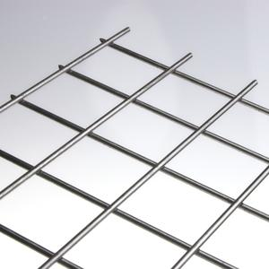 Electro-welded mesh panel The semi-machined electro-welded panel