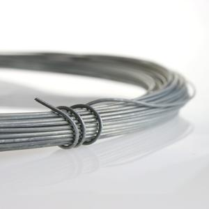 Fine galvanized  tying wire Ø 1,1 mm  Stainless, malleable and cost-effective