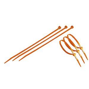 Fix-Tie arancioni Fascette di fissaggio anti UV