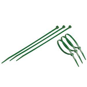 Fix-Tie green Plastic ties anti-UV