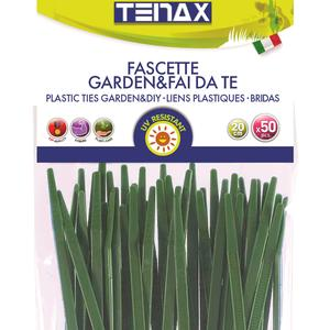 Fix-Tie green Plastic ties anti-UV
