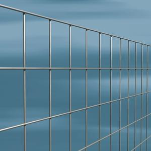 Galvanized Margherita Low cost fencing made in Italy