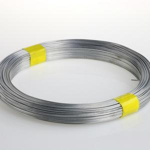 Galvanized steel tying wire Ø 1.3 For agricultural fencing