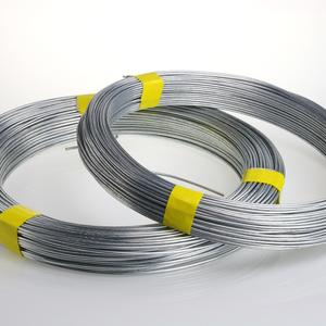 Galvanized tension wire For agricultural fencing
