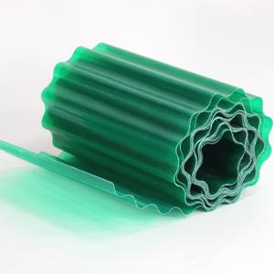 Green corrugated Fibreglass The cheapest solution for roofing