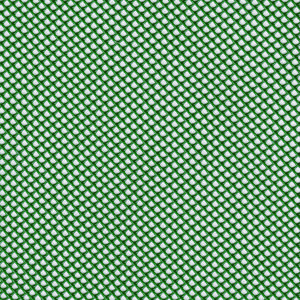 Jolly green Tiny rhomboidal mesh