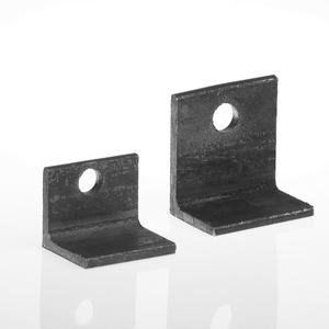 L-shaped anchor plate Corner mount fixing