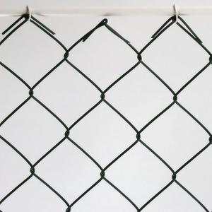Lightweight chain link mesh Ø 2.5 The light and competitive chain link mesh