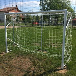 Mini-soccer 3x2 mt fixed goals For a securing fixing